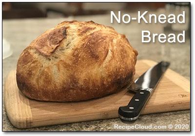 Artisanal No-Knead Bread